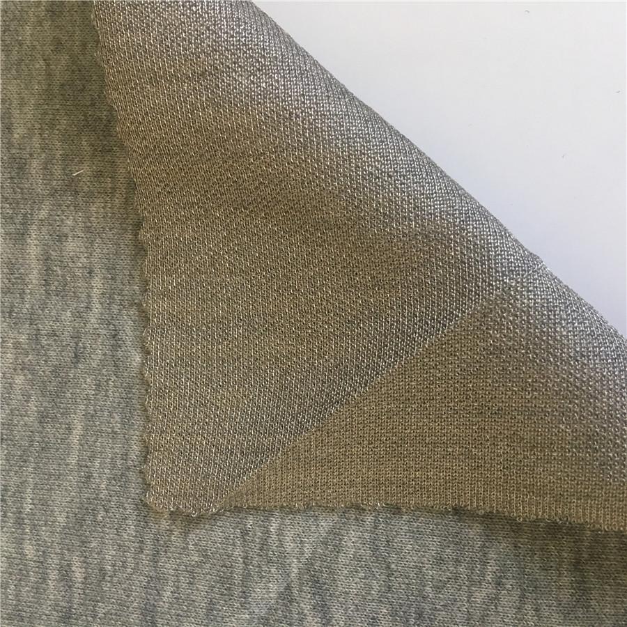 Silver fiber anti-radiation fabric for underwear EMF shielding fabric