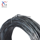 Black Wire Black Annealed Black Wire Black Surface Treatment And Binding Wire Function Black Annealed Bailing Wire For Ethiopia