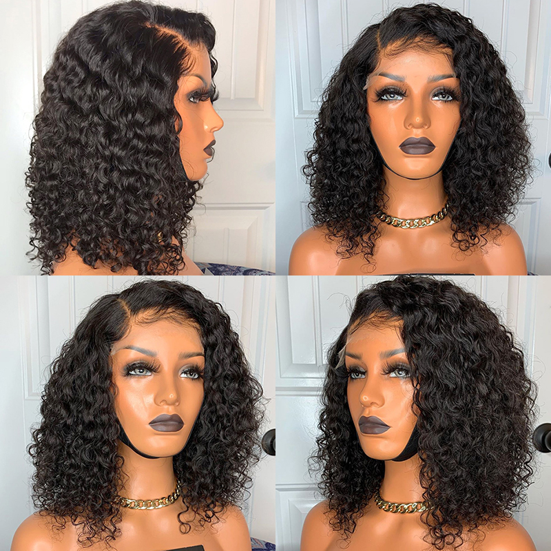 Hot Selling Front <strong>Full</strong> <strong>Lace</strong> <strong>Wig</strong> Wholesale Short Natural <strong>Full</strong> <strong>Lace</strong> <strong>Synthetic</strong> Human Hair <strong>Wig</strong> For Black Women