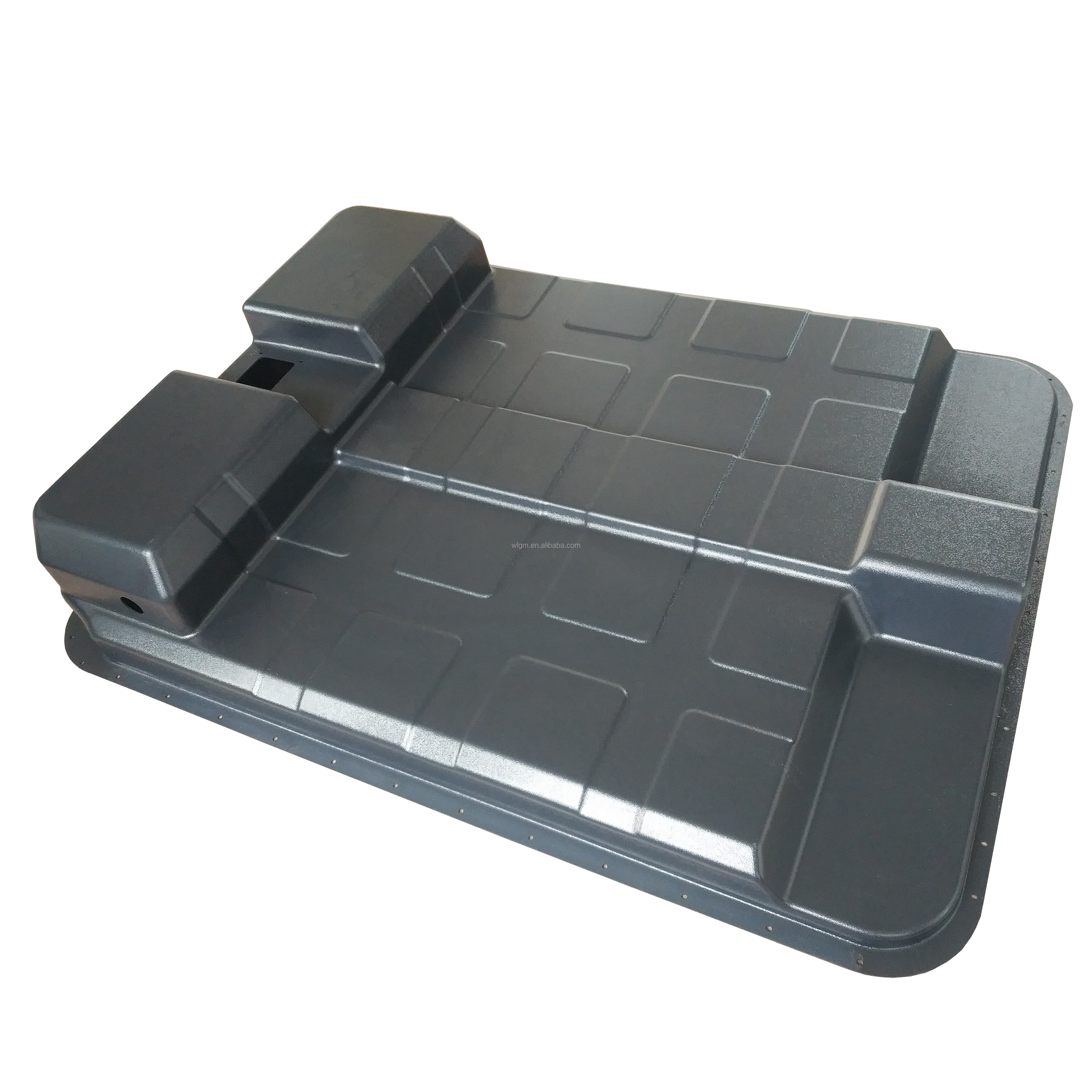 vacuumm forming large plastic tray electric bus bus parts accessories ningbo yuyao plastic products supplier