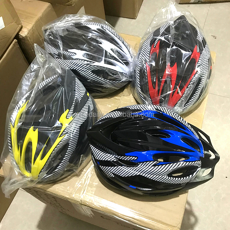 Safety Adjustable Riding Protect Bike Bicycle Helmet lightweight mountain bike mtb cascos de ciclismo
