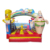 Factory Custom Inflatable Bouncer Fancy Bouncy Castle Jumper Bouncing Moonwalk Jumping Bouncers For Kids