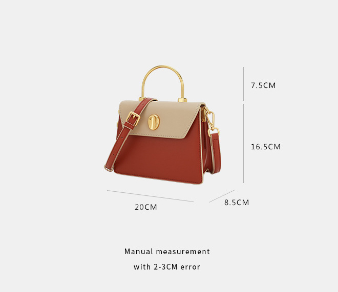 ANGEDANLIA best leather handbags china online for work-3