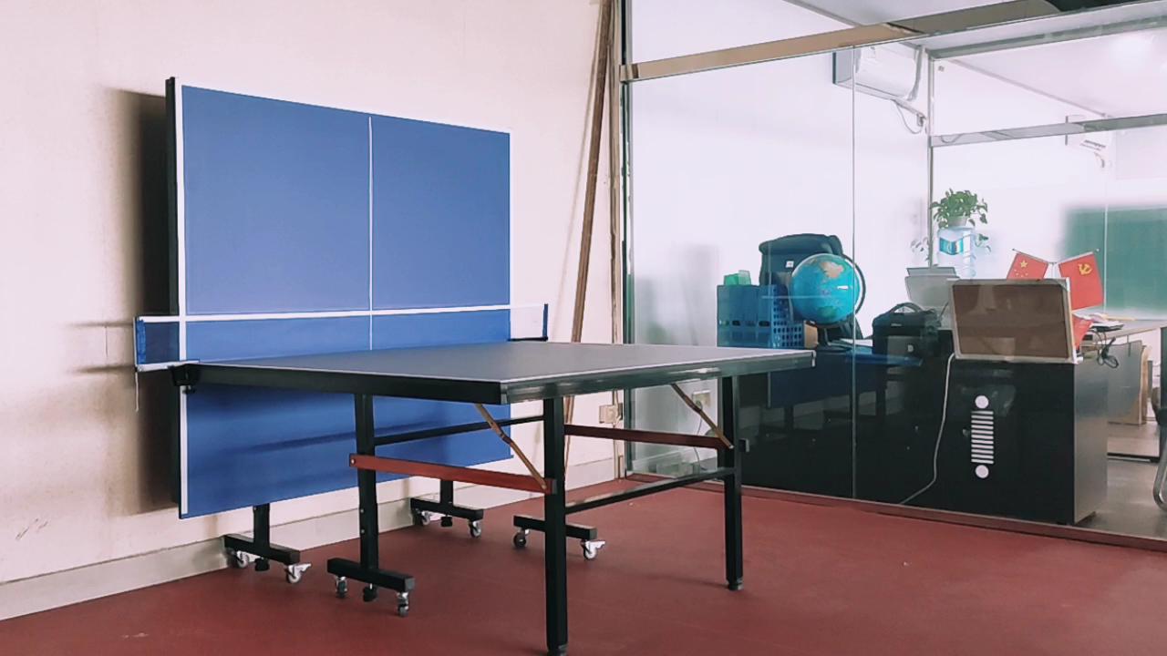 चीन का उत्पादन सबसे अच्छी टेबल टेनिस टेबल Foldable पिंग पोंग तालिका