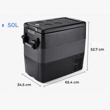 50л портативный холодильник для автомобиля Турк RV лодка кулер 32Л мини-холодильник с морозильной камерой для путешествий и домашнего использ...(Китай)