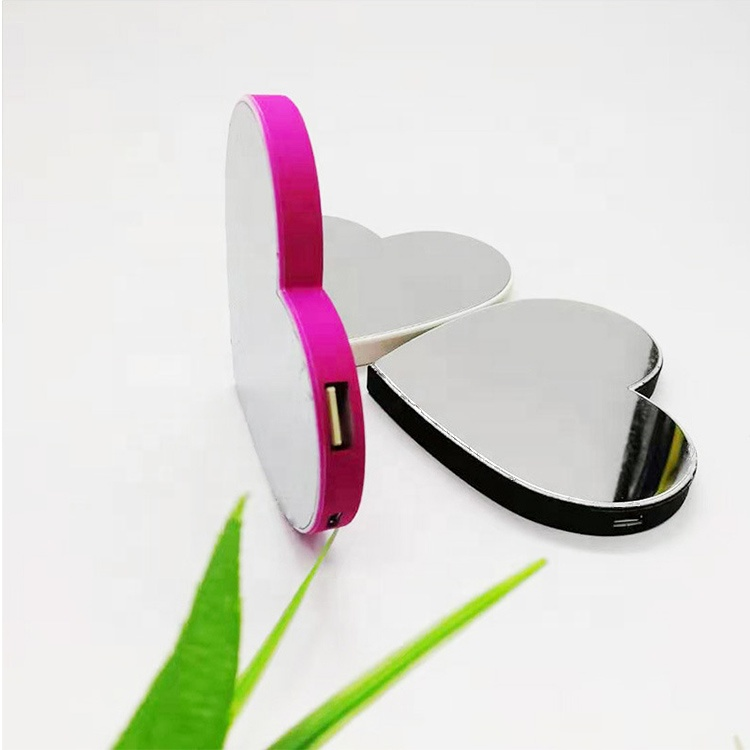 Cosmetic ,mirror mobile power supply