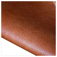 china supplier leather High quality china synthetic leather pu leather fabric for bags