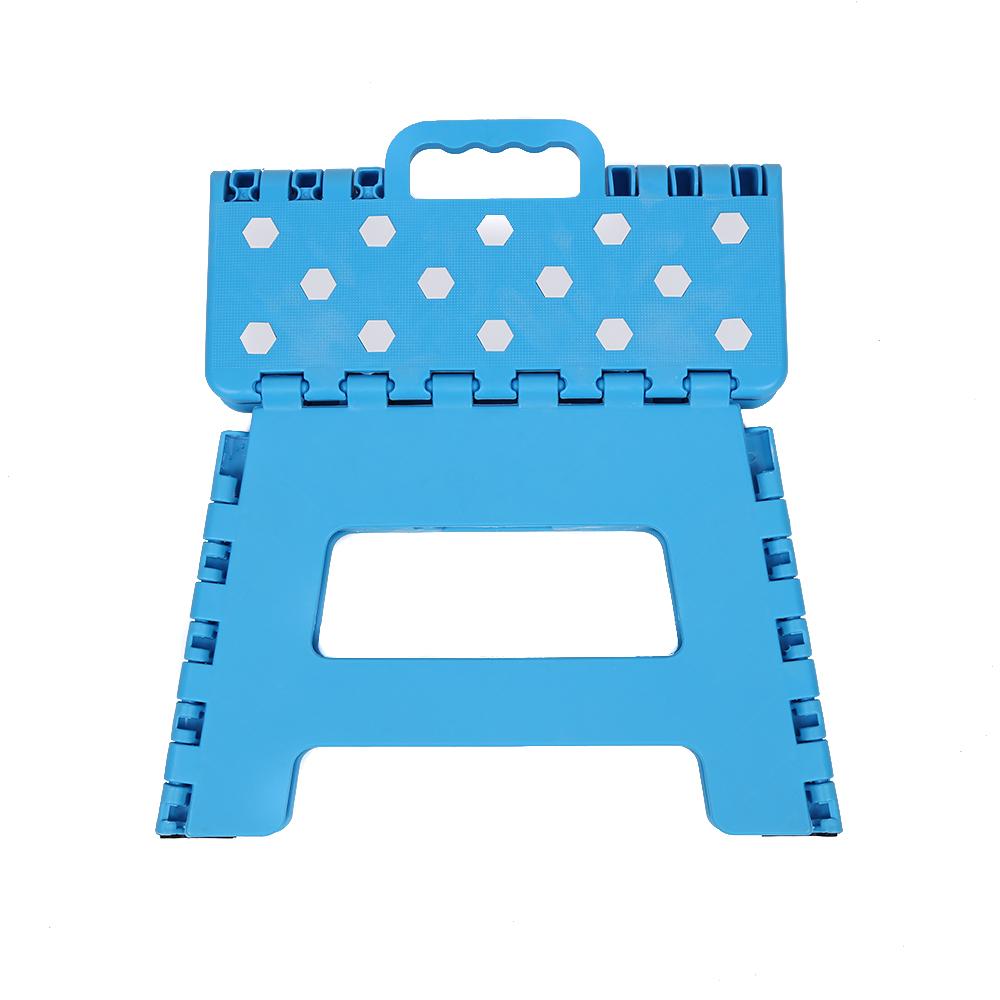 9 Inch High Quality Portable Folding Plastic Step Stool