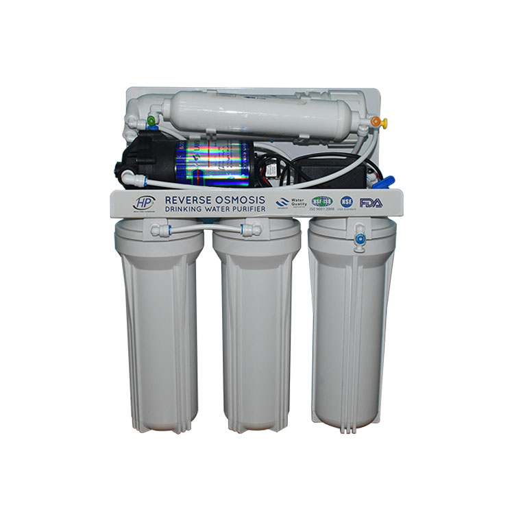 75GPD commercial 5 stages reverse osmosis <strong>water</strong> filter <strong>system</strong>
