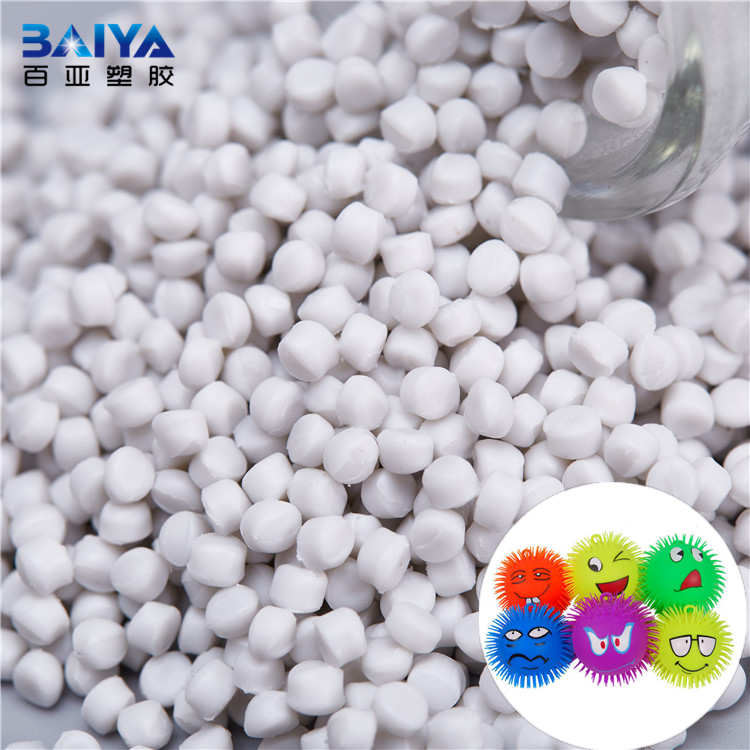 Rubber Material TPR Granule For Shoe Soles/Toys