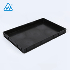 PVC material Clear printing esd blister intel amd cpu processor antistatic conductive electronic Packaging tray