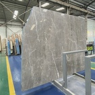 Fashionable Keynes Grey Bottom Marble Slab For Stairs And Flooring