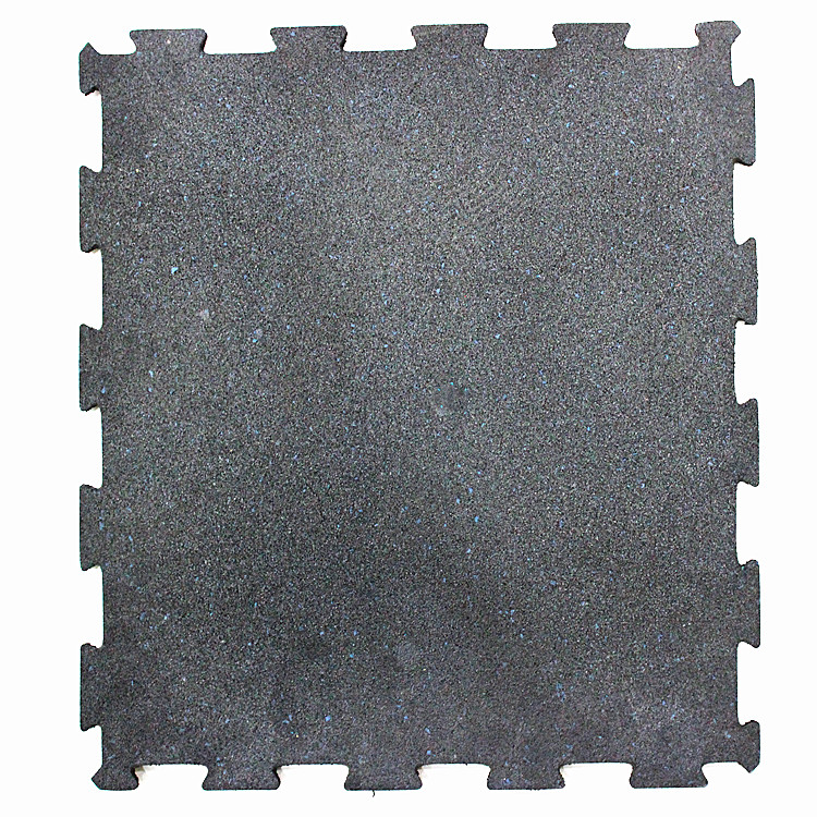 Waterproof fitness gym rubber flooring for gym room rubber tiles free sample