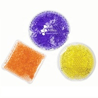 Guangdong Round gel beads ice pack for hot cold therapy with custom logo
