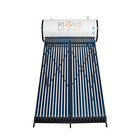 pressurized solar water heater solar water heater with heat pipe