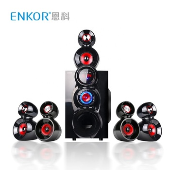 High quality Computer Speaker Professional smart high quality pc USB bluetooth 2.1speaker for home theatre