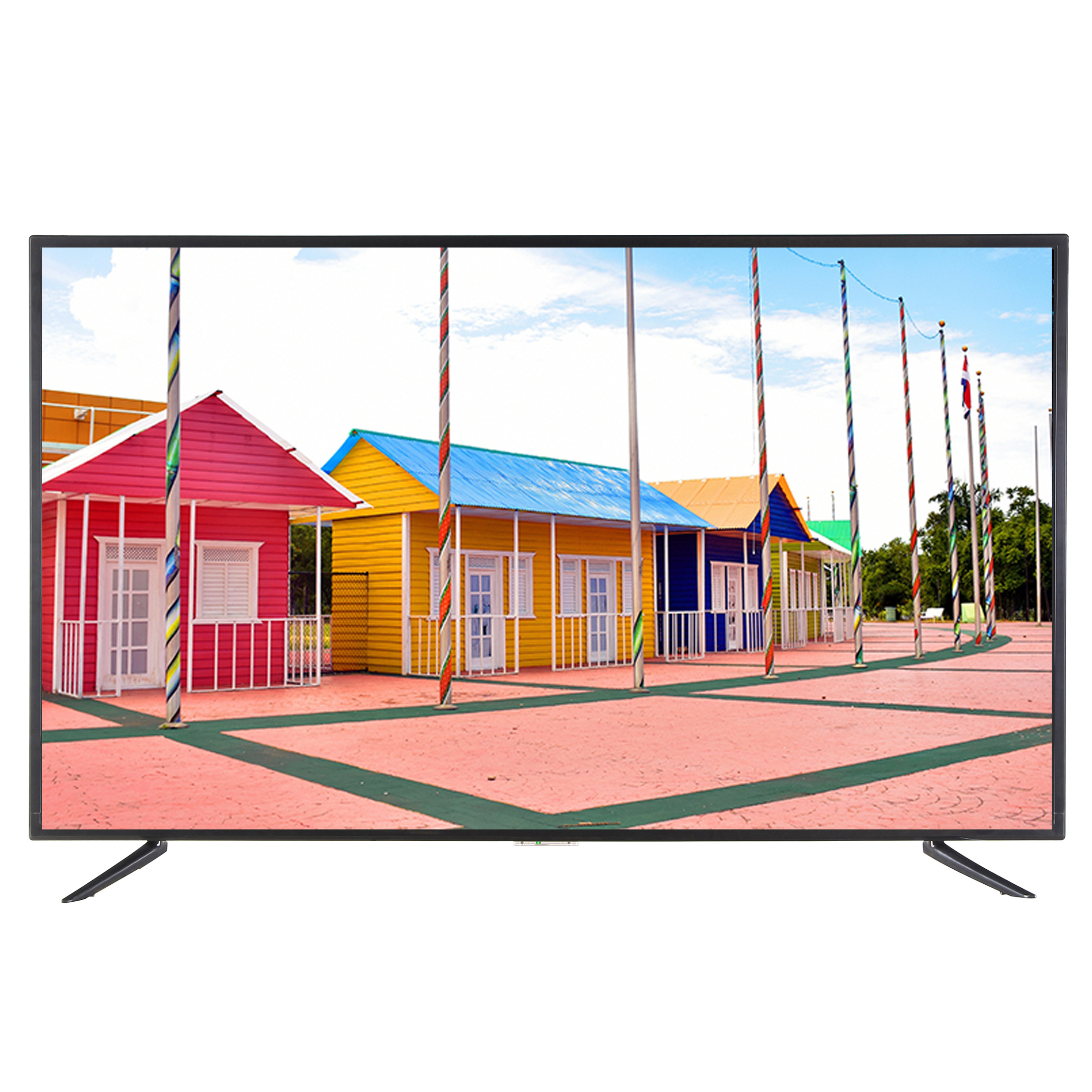 50inch 4K Flat HD Screen Smart LED Hotel <strong>TV</strong>