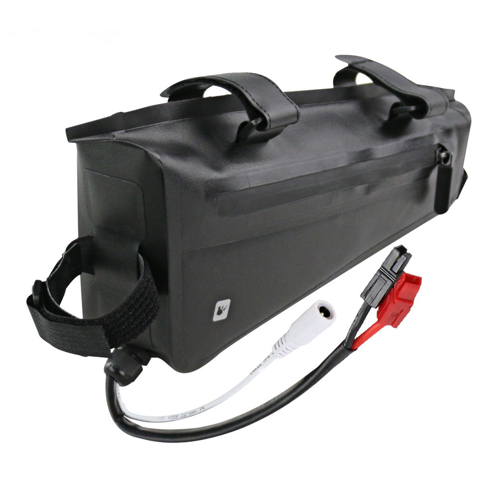 36V 17.5ah 48V 14ah waterproof ebike triangle bag battery pack фото