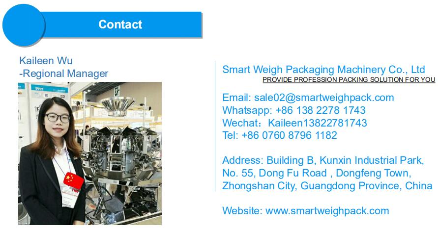 Smart Weigh pack top vertical packing machine price manufacturers for food packing-22