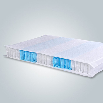 PP spunbond nonwoven fabric for bed mattress/sofa  made in china  interlining