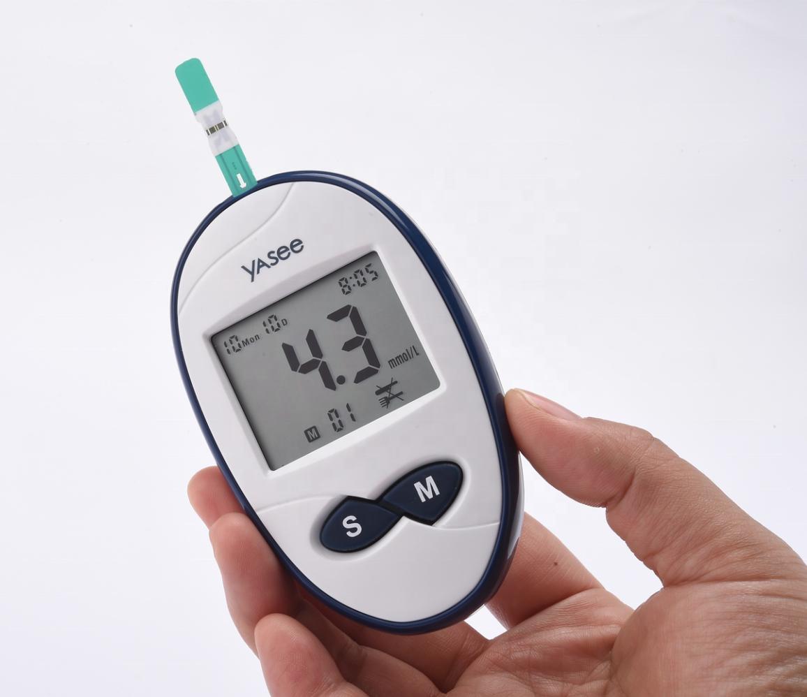 Professional Blood Glucose Meters / Blood Sugar Test ...