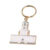 2020 Make Your Own Logo Metal 3D key chains Parts Metal Souvenir Keychain Manufacturers