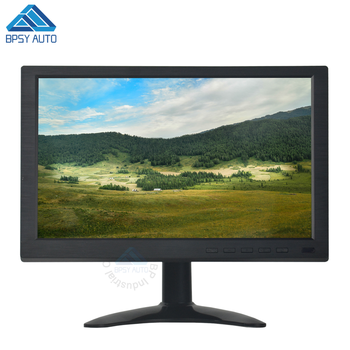 10 Inch TFT LED PC Monitor with TV HDMIED Port 10.1 Inch LCD TV Monitor LED backlight