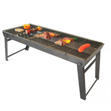 Schnell Falten Grill Tragbare Notebook Form <span class=keywords><strong>Stil</strong></span> Bbq Grill