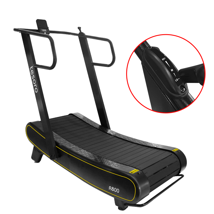 Skillmill self -generating curved treadmill fitness for home and semi commercial use sport fitness with best price