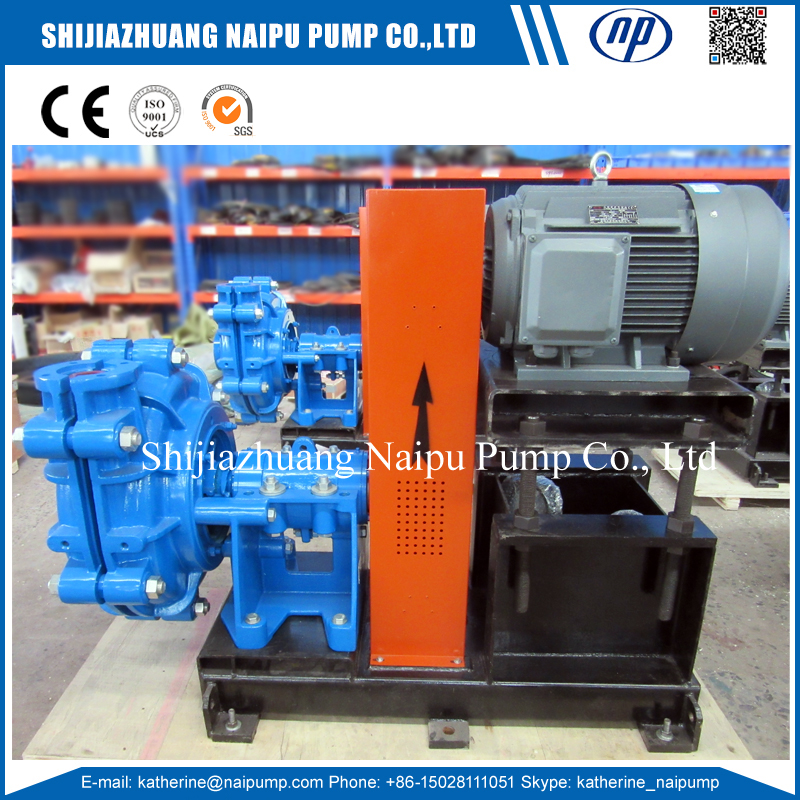 ZJH series Single-stage High Lift Centrifugal Dredge Sand Slurry Pump
