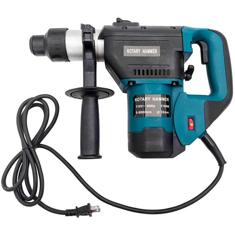 Wholesale Custom Professional Heavy Duty Ideal 1050w 32mm 38mm Power Tools Electric Rotary Hammer Drills