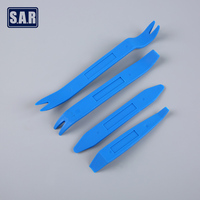 5pcs Car Pry Tool Kit Auto Trim Removal Tool, Door Panel Clip Removal Set for Vehicle Dash Radio Audio Installer