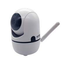 WiFi IP Camera Draadloze Babyfoon met HD Audio Camera <span class=keywords><strong>Automatische</strong></span> beweging Motion Tracking