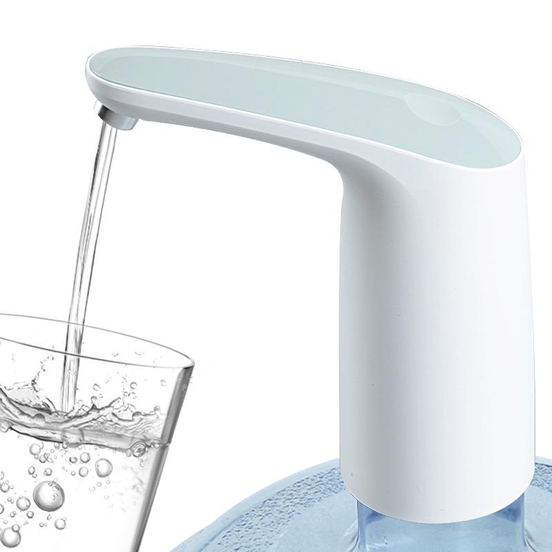 White Color 5 Gallon Mini Water Dispenser 1200 Mah water pump for mini water fountain