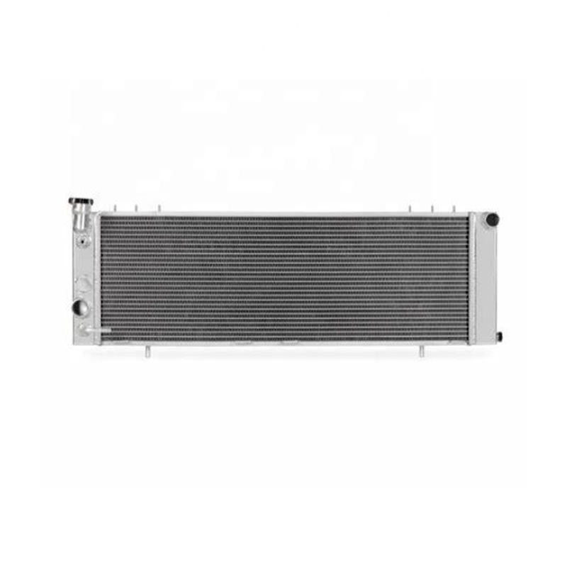 High Performance Engine Parts Ultra Coolant Tank All Aluminum Radiator for 1989 2001 Jeep Cherokee XJ