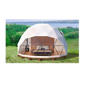 clear commercial dome tent outdoor geodesic dome for winer season