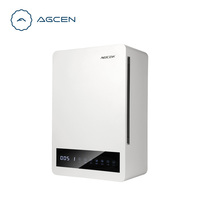 Agcen hot sale 2019 wall mounted air recuperator for home for outdoor and indoor air exchange