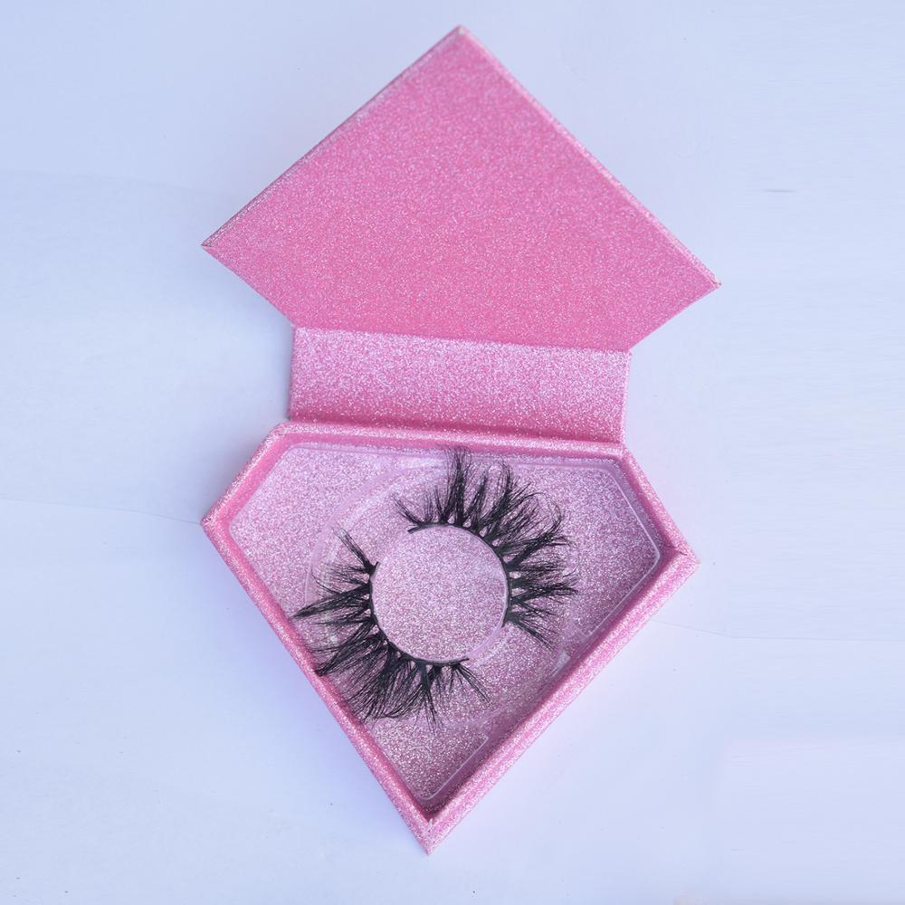 Wholesale Mink Lashes Individual Eshinee 16 20 20 25mm Eyelashes dramatic eyelashes Package Box Private Label Eyelashes фото