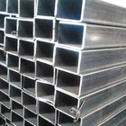 High Quality Q195/q235 Erw Welded Pre Galvanized Square Structure Steel Pipe/tube Schedule 80 Galvanized Steel Pipe A53b