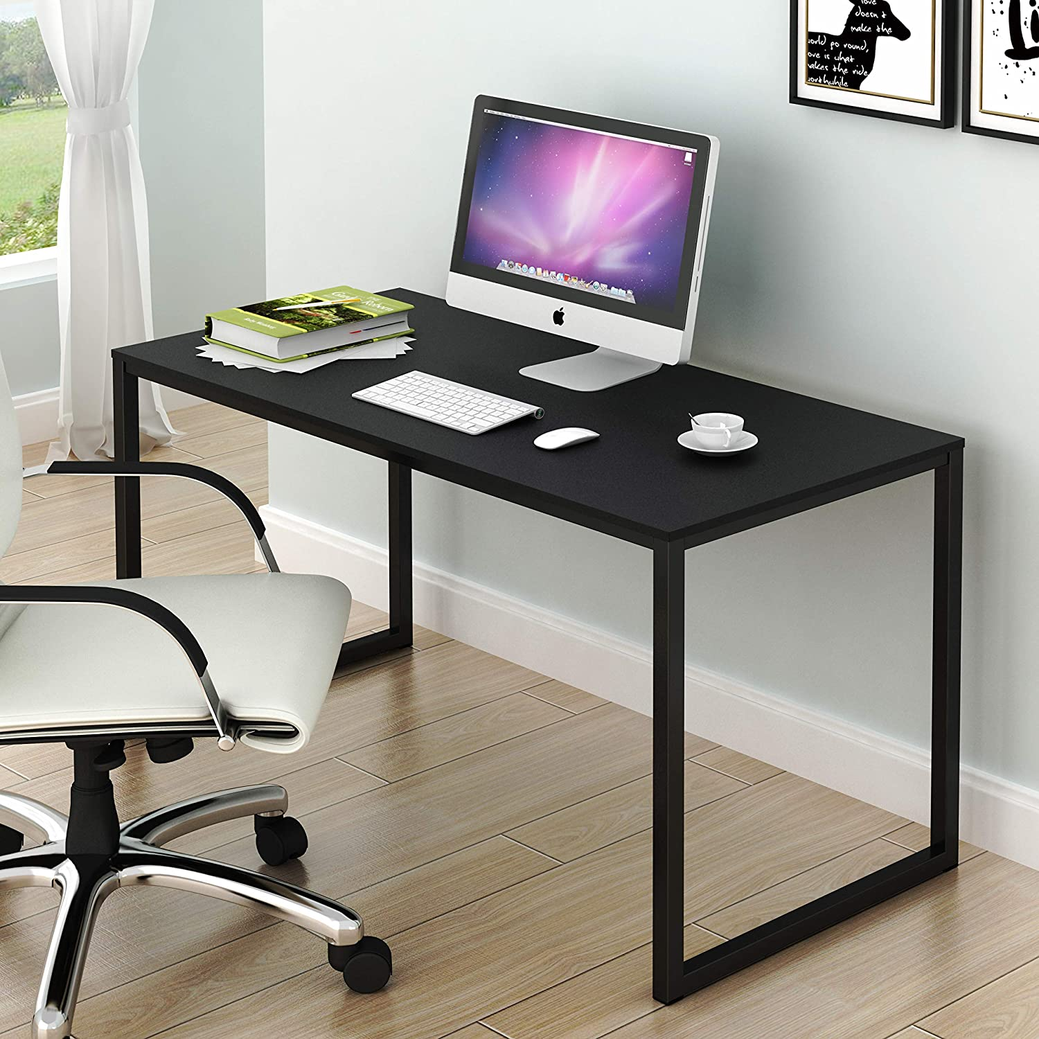 Amazon Hot Sell Home Office 48 Inch Computer Table Desk Buy Home Office Desk Computer Desks Computer Table Desk Product On Alibaba Com