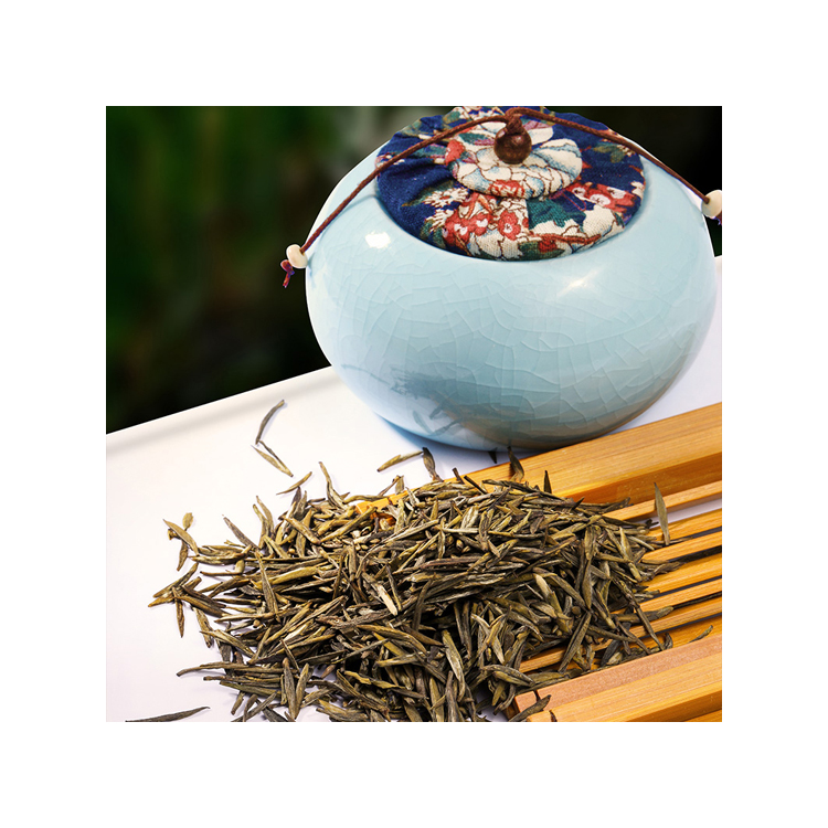 Manufacturer Supply Organic Yellow Tea Mengding Huangya with Private Label - 4uTea | 4uTea.com