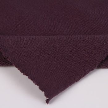 High quality plain dyed knitted stock lot single jersey fabric cottons