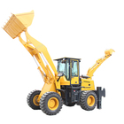 Backhoe loader and tractor made in china for sale