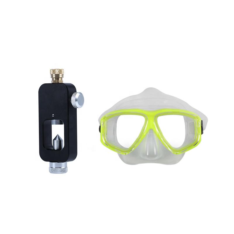 SMACO Diving Mini Scuba Cylinder S400plus Oxygen Tank Underwater Breath Equipment Set