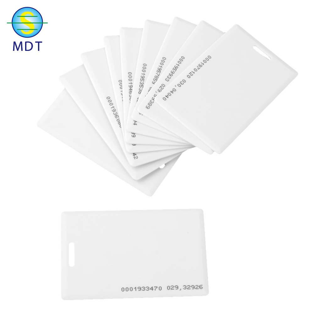 MDT O  plastic pvc membership  card gift card promotion