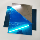 high reflection single double sided acrylic mirror sheet
