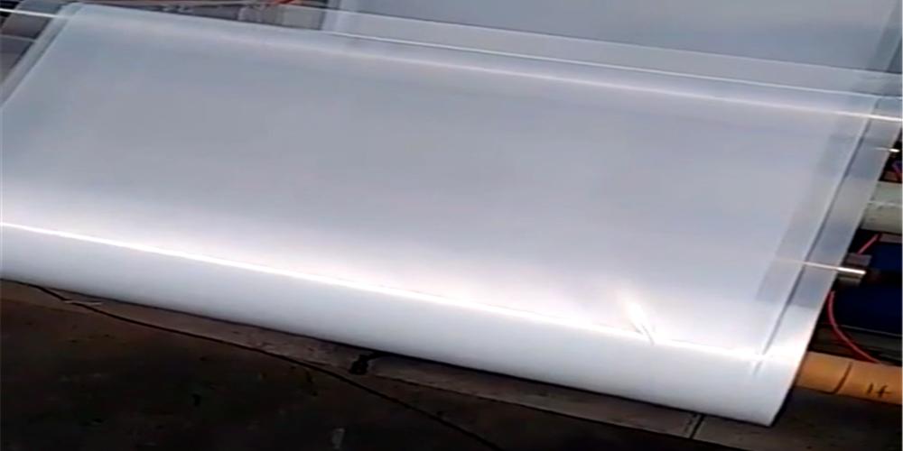 Plastik döken sera plastik film 150 mikron