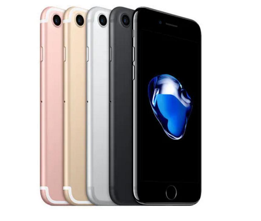 Großhandel preis original Renoviert Handy Für iPhone 7 32gb 64gb 128gb Verwendet Entsperrt handy