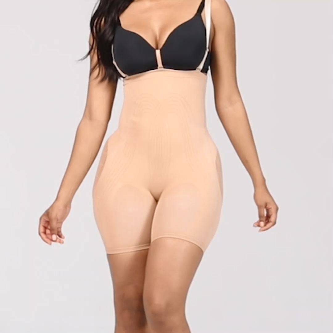 Post Partum Shaper Sexy Slimming Slimming Breathable Comfortable Elastic Shapewear Body Shaper For Women Seamless Shapewear