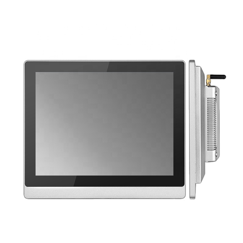 Kapazitive/resistive touch screen15inch alle in einem J1900/i3/i5/i7 industrielle aio pc RS485/ RS232
